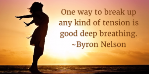 quote about breathing deeply
